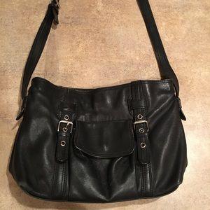Stone Mountain black purse